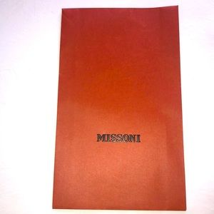 ✉️ Missoni gift box
